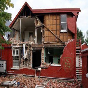 Significado de soñar con terremoto