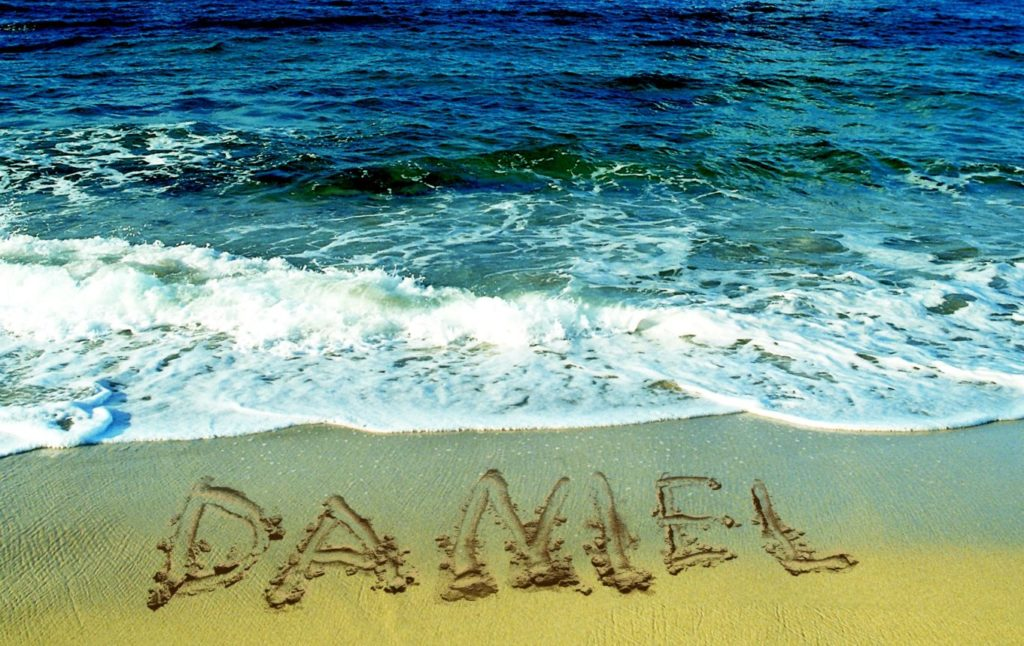 Nombre Daniel