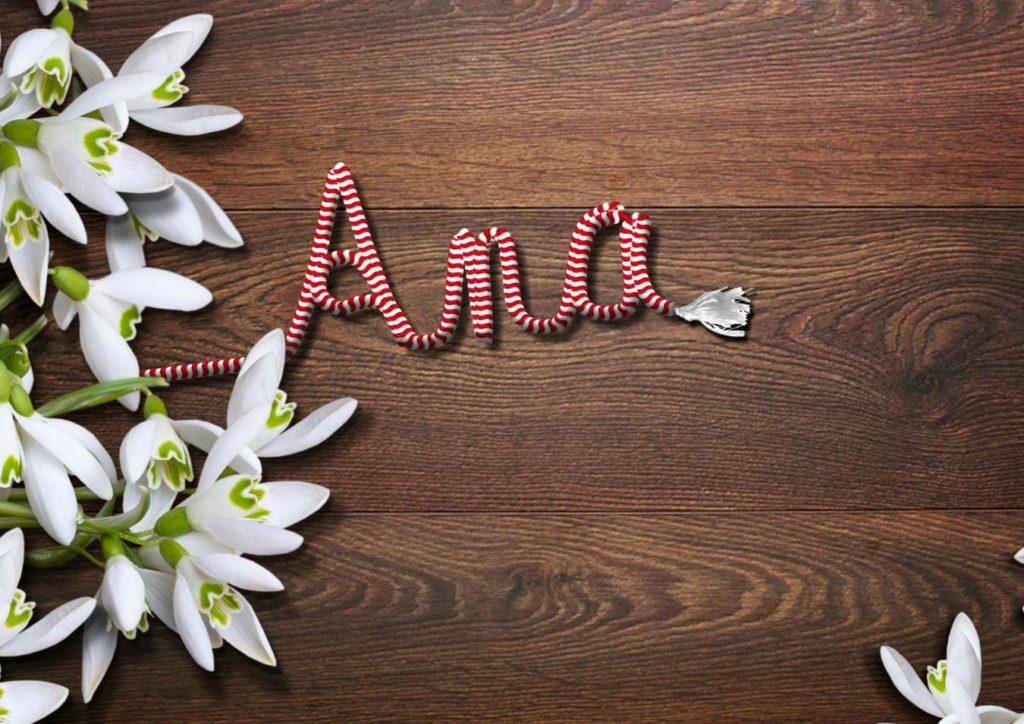 Nombre Ana
