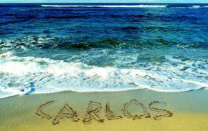 Nombre de Carlos